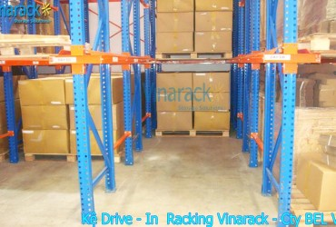 Kệ Drive In rack